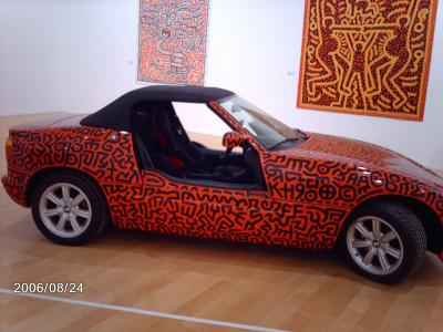 1979 Bmw M1 Painted By Andy Warhol Page 2